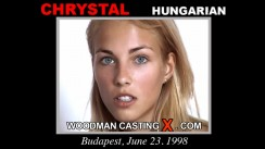 Casting of CHRYSTAL video
