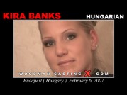 See the audition of Kira Banks