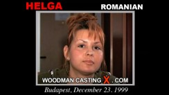 Casting of HELGA video