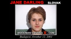 Casting of JANE DARLING video