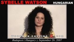 Casting of SYBELLE WATSON video