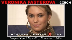 Casting of VERONIKA FASTEROVA video