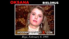 Casting of OKSANA video