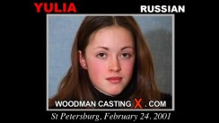 Casting of YULIA video