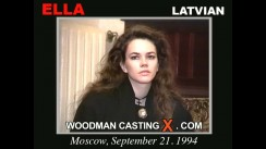 Casting of ELLA video