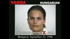 Casting of VANDA video