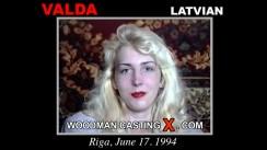 Casting of VALDA video