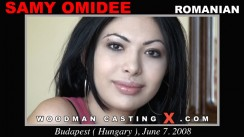 Casting of SAMY OMIDEE video