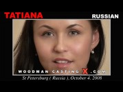 See the audition of Tatiana