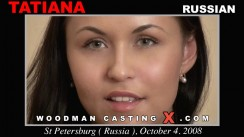 Casting of TATIANA video