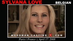 Casting of SYLVANA LOVE video