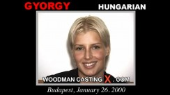 Casting of GYORGY video