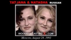Casting of TATJANA et NATASHA video