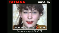 Casting of TATIANA video