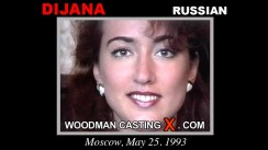 Casting of DIJANA video