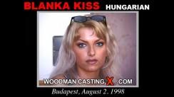 Casting of BLANKA KISS video