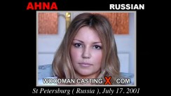 Casting of AHNA video