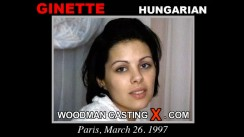 Casting of GINETTE video