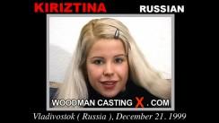 Casting of KIRIZTINA video