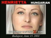 See the audition of Henrietta