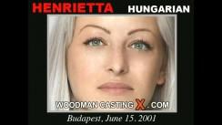 Casting of HENRIETTA video