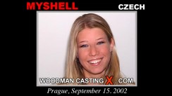 Casting of MYSHELL video
