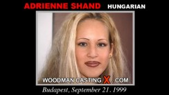 Casting of ADRIENNE SHAND video