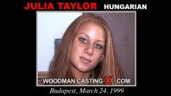 Casting of JULIA TAYLOR video