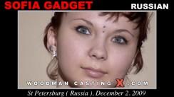 Casting of SOFIA GADGET video