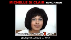 Casting of MICHELLE  ST CLAIR video