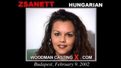 Casting of ZSANETT video