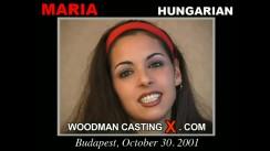 Casting of MARIA video