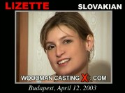 See the audition of Lizette