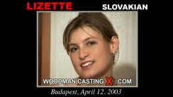 Casting of LIZETTE video