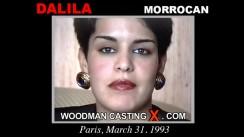 Casting of DALILA video