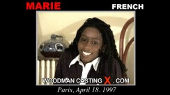 Casting of MARIE video