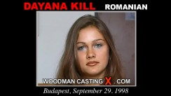 Casting of DAYANA KILL video