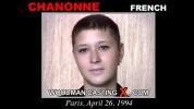 Chanonne
