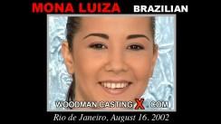 Casting of MONA LUIZA video
