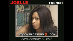 Casting of JOELLE video