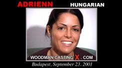 Casting of ADRIEN video