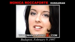 Casting of MONICA ROCCAFORTE video