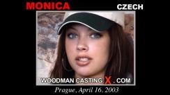 Casting of MONICA video