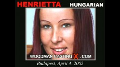 Casting of HENRIETTA video