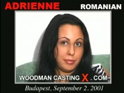 See the audition of Adrienne