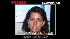 Casting of YANNA video