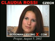 See the audition of Claudia Rossi