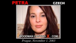 Casting of PETRA video