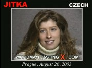 See the audition of Jitka