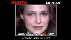 Casting of GUNTA video